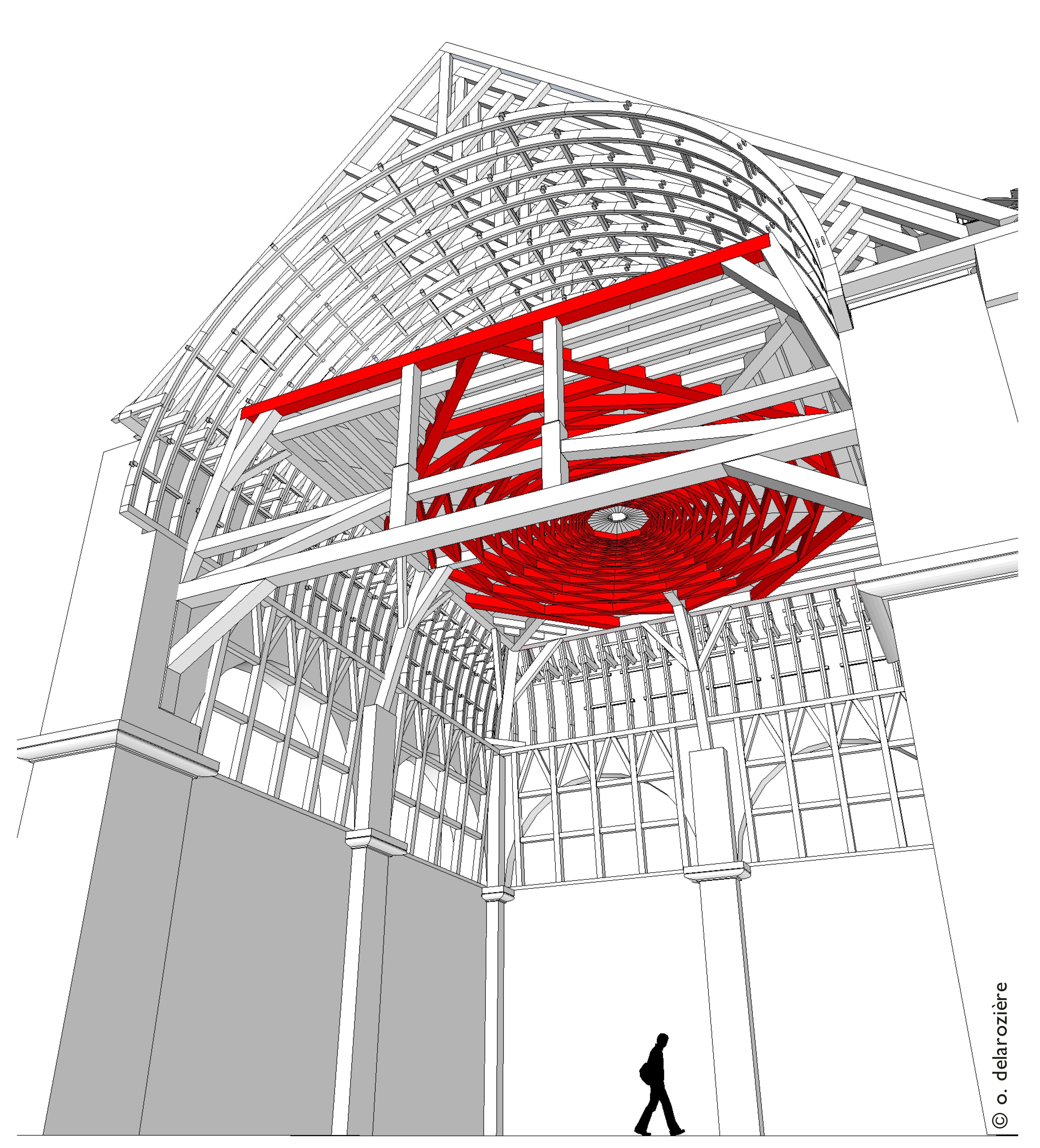 2010/27.11 – Camera Tectonica: Hypothèses Pour Un Fac-similé D'architecture.