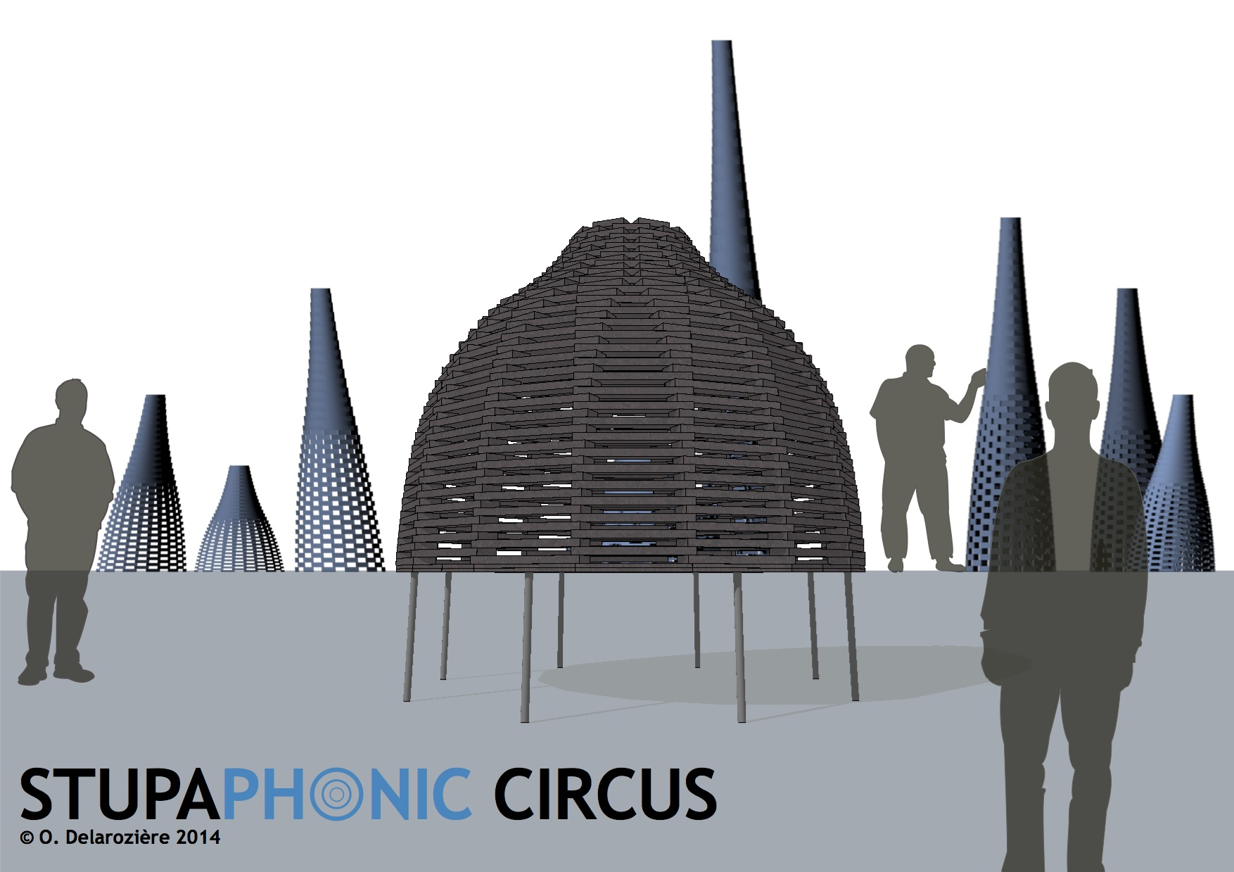 2014/14.04 – Stupaphonic Circus
